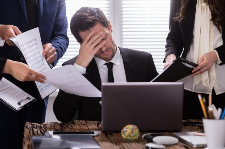 réduire le stress au travail