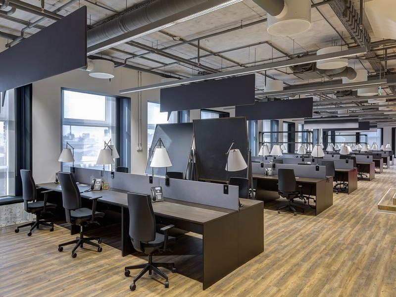 location bureaux à Saint Ouen